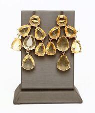 Dangle Womens Earrings 5942 Kate Spade Gold Chandelier Stud