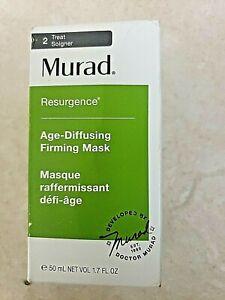 Murad Resurgence Age-Diffusing Firming Mask 1.7oz/50ml *SEALED BOX*