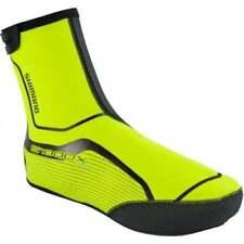 Chaussures de vélo jaunes Shimano pour homme