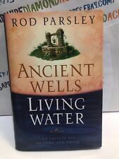 ANCIENT WELLS LIVING WATER. GOD INVITES YOU TO COME AND DRINK. USED