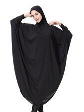 Dubai Abaya Hijab Big Size Burqa Muslim Maxi Kaftan Arab Robe Dress Shawl Shayla