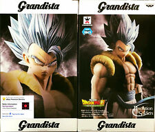 ☀ Dragon Ball DBZ Super Saiyan God Gogeta Banpresto Grandista Figure Figurine ☀