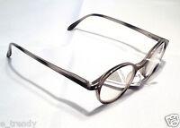 Occhiali da Lettura da Vista Modello Retro Vintage GRIGIO