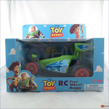 Disney Pixar Toy Story - RC Free Wheel Buggy by Thinkway Toys original package