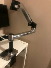 Ergotron LX Desk Mount Monitor Arm-Polished Aluminum