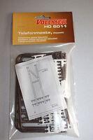Vollmer 6011 Telefonmaste doppelt Spur H0 OVP