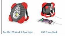 NEBO TANGO Rechargeable 1000 Lumen Work Light With USB Power Bank NE6665 GARAGE