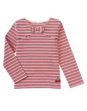 NWT 4 4T Gymboree CHERRY PIE Striped L/S Knotted T-SHIRT TOP