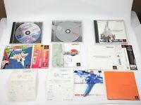 Ace Combat 1 2 3 set lot of 3 PS1 PS PlayStation Japan NTSC-J Free Shipping