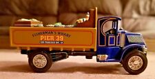 "Matchbox 1920 Mack Truck w/Bed Acces. 4"" Diecast 1996 Fisherman's Wharf San Fran"