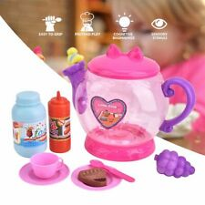 Simulation Food Teapot Tableware Kitchen Toy Kids Pretend Play Educational Toys