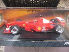 MSC Michael Schumacher F1 Ferrari F2000 1:18 NEW & OVP!