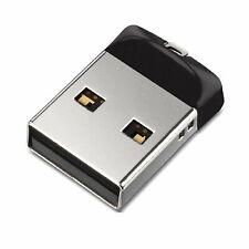 SanDisk USB 64 GB Cruzer Fit USB 2.0  USB Flash Drive New ct