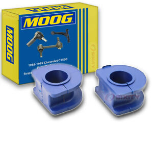 MOOG Front To Frame Stabilizer Bar Bushing Kit for 1988-1999 Chevrolet C1500 sq