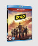 Solo: A Star Wars Story Blu-ray [3D+2D, Region Free] Action Sci-Fi Movie - NEW