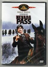 Nevada Pass - Charles Bronson  (DVD 2007)  NEW