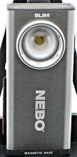 25%OFF NEBO SLIM RECHARGE POCKET LIGHT 500 LUMEN CLIP HOOK 6738 MAGNET NIB FS