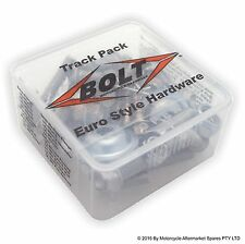 BOLT KIT TRACK PACK FOR KTM 125EXC 200EXC 250EXC 300EXC 350EXC 450EXC AND EXC-F