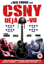 CSNY DEJA - VU - DVD - REGION 2 UK