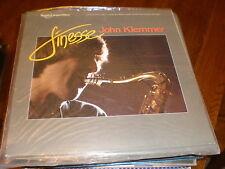 John Klemmer LP Finesse NAUTILUS