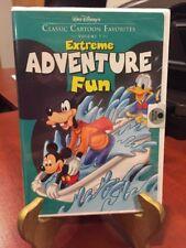 Classic Cartoon Favorites:Extreme Adventure Fun Vol 7  (DVD 2005) Mfg. Sealed