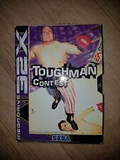 Thoughman Contest Sega Mega Drive