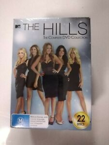 The Hills The Complete Dvd Collection New