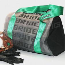 JDM Gradation Seat Cloth Handles Bag Bride Duffle Bag Green Takata Racing Bag A