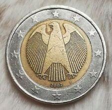 ___2️⃣ Euro Münze___ Deutschland2️⃣0️⃣0️⃣2️⃣    ➡️Fehlprägung!