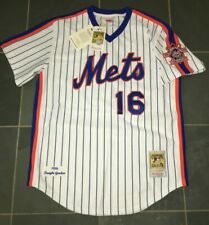 NWT Authentic Mitchell Ness 1986 GOODEN #16 New York Mets Jersey 44 LARGE