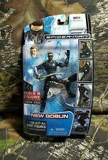 NEW SEALED Marvel Legends Sandman Series New Goblin SpiderMan 3 Action Figure AF