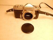 Vintage 1960's Nikon Nikkormat FT SLR Camera Body Serial Number 3142157