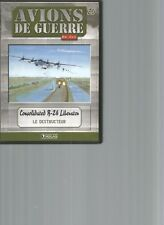 DVD AVIONS DE GUERRE N°20 - CONSOLIDATED B-24 LIBERATOR - LE DESTRUCTEUR