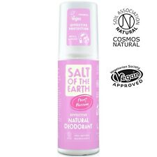 Salt of the Earth Peony Blossom Natural Deodorant Spray 100ml
