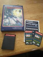 1981 Space Armada - Intellivision Video Game Complete with Box Tested & Working
