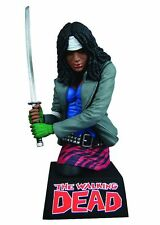 DIAMOND SELECT THE WALKING DEAD MICHONNE BUST COIN BANK MONEY BOX NEW! NEW
