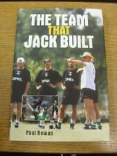 LIBRO Di calcio c1994: REPUBBLICA D'IRLANDA/Jack Charlton-LA SQUADRA CHE JACK Buil