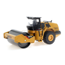 1/50 Scale Diecast Metal Road Roller Truck Construction Toy Vehicle for Kids