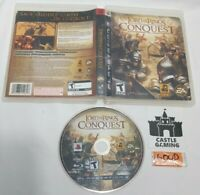 Lord of the Rings LOTR Conquest PlayStation 3 PS3 TESTED DISC FAST SHIPPING