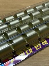 "4x 25"" HEAVY DUTY GOLD BEST BUMPER GUARD SCRATCH CORNER PROTECT MOLDING K-002"