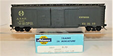 Santa Fe  50' Double Door Express Box Car   Athearn