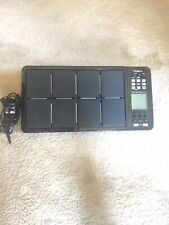 Roland SPD-30 OCTAPAD Electronic Drum Pad - Black With Mounting Bracket