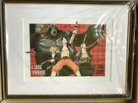 ONE PIECE reproduction original picture Print Jump Festa 2007  F/S from Japan