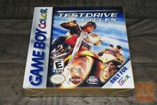 Test Drive: Cycles (Game Boy Color, GBC 1998) FACTORY SEALED! - EX!