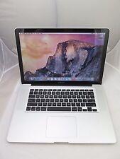 MacBook Pro (15-Inch, Mid 2010), 8GB RAM, 2.4GHz Intel Core i5