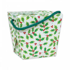 Acebo Cuarto Cubo Regalo Caja Pack de 6