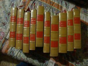 storia d'italia- intro montanelli-rizzoli 10 volumi in  ottime condizioni- leggi