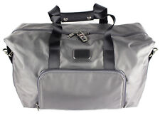 TUMI 'Alpha 2' Grey Nylon Double Expansion Satchel - 22159CG2E
