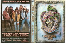 freak of nature live in japan dvd 1993 mike tramp white lion