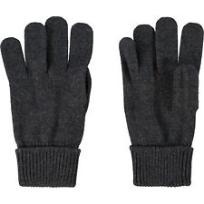 7510582f825ccc LACOSTE Granite Knitted Wool Gloves